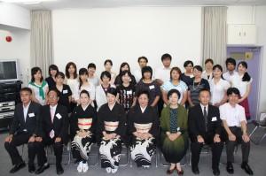 2013めおんの会集合写真